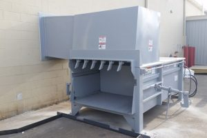 Stationary Compactor