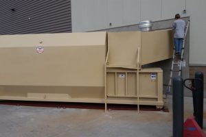 Self-Contained Compactors